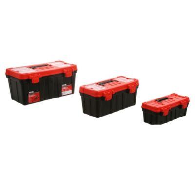 Caja de herramientas plástica 3 en 1