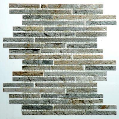 Malla mosaico 30 x 30 cm bangui chiaro
