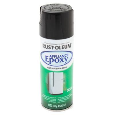 Aerosol specialty epoxi negro brillante 340 g
