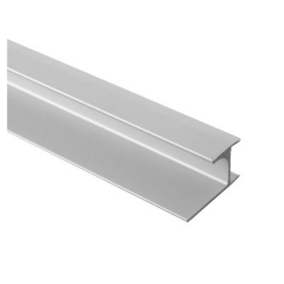 Perfil tirador 3 m aluminio