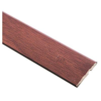 Zócalo moderno cedro 12 x 60 mm