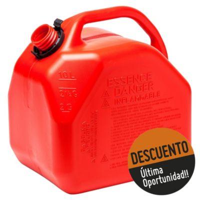 Bidón para combustible 10 l