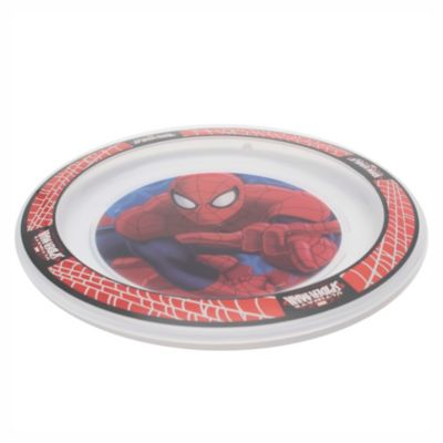 Plato playo spiderman