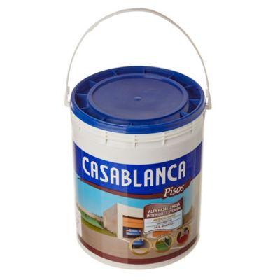 Pintura para pisos classic gris 4 l