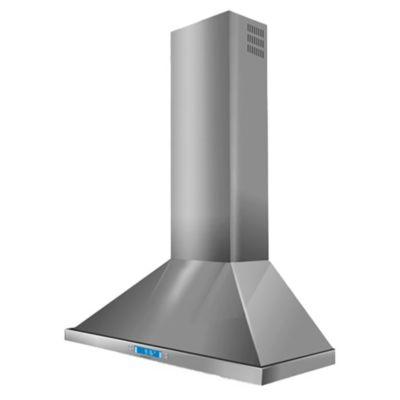Campana de cocina prisma 75 cm lcd