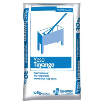 Yeso Tuyango x 30 kg