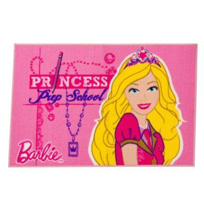 Alfombra Barbie Princess 80 x 120 cm