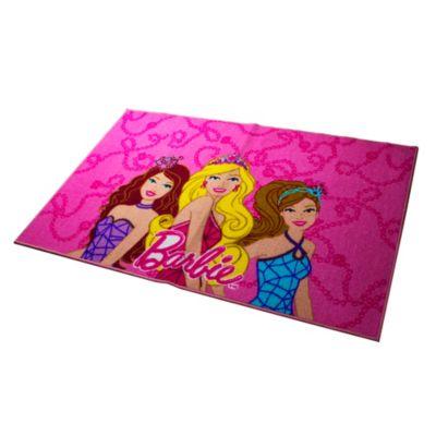 Alfombra barbie princess 100 x 150