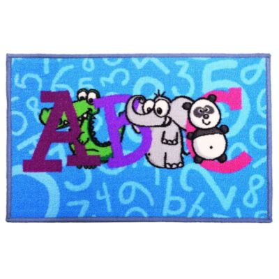 Alfombra animal friends 42 x 67 cm