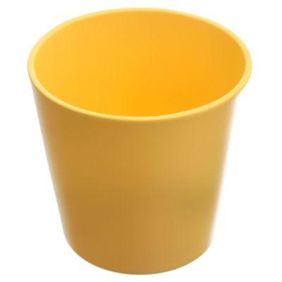 Maceta dallas summer 14 cm amarilla