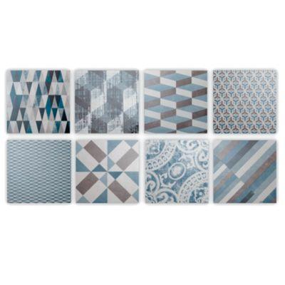 Gres 20 x 20 Piastrelle azul 0.512 m²