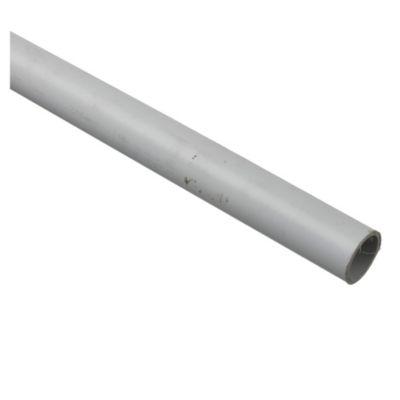 Caño de PVC rígido 16 mm gris 3 m