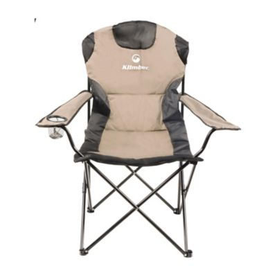Silla camping plegable