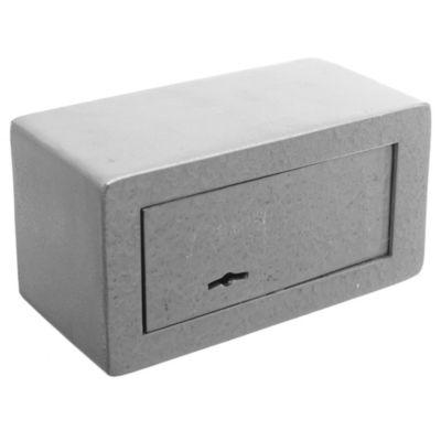 Caja fuerte de arrimar 11,5 x 22 x 10 cm