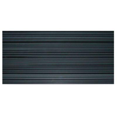 Revestimiento cerámico spectrum line negro 20 x 60 0.12 m2