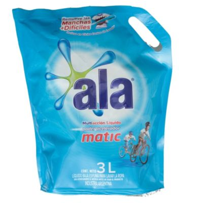 Jabón líquido para ropa 3 l