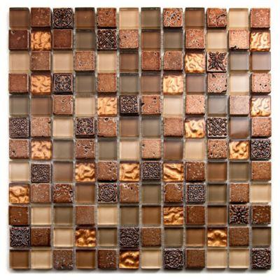 Malla mosaico 30 x 30 cm yemen