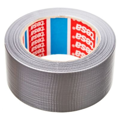 Cinta multiuso 50 mm x 25 m gris