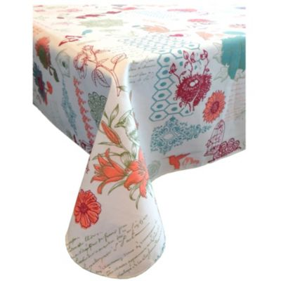 Mantel rectangular estampado 1.50 x 2.00 m