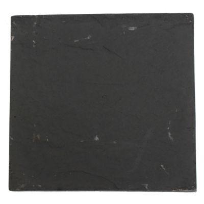 Laja rústicas 40 x 40 cm negra
