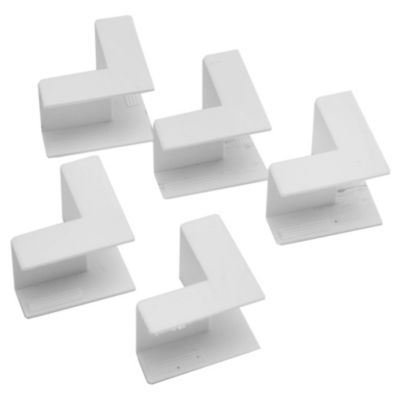 Pack de 5 curvas internas 20 x 10 mm