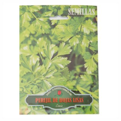 Semillas aromática perejil