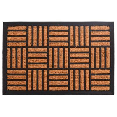 Felpudo coco design 40 x 60 cm
