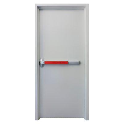 Puerta de chapa cortafuego 80 x 200 x 9,8 cm derecha