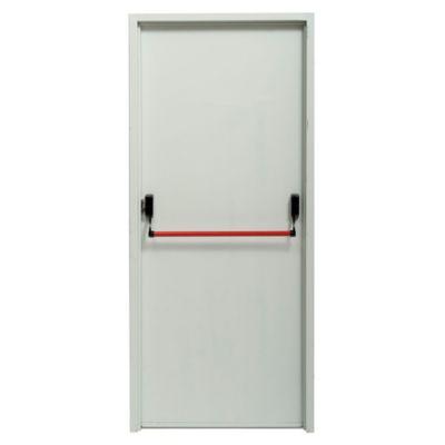 Puerta de chapa cortafuego 180 x 200 x 9,8 cm derecha