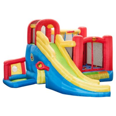 Castillo inflable 11 en 1