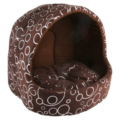 Cama para perro 42 x 45 x 43 cm chocolate