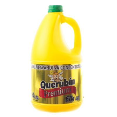 Lavandina Concentrada 60 g por 4 litros