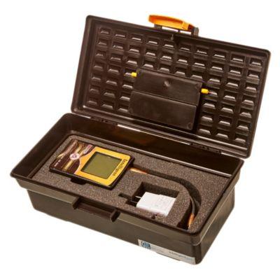 Detector de fugas de gas portátil