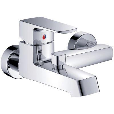 Canilla monocomando para bañera con duchador Cagliari