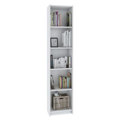 Biblioteca con 5 estantes mini