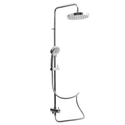 Columna de ducha con duchador