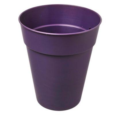 Maceta cónica 24 violeta