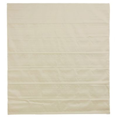 Cortina blackout romana crudo 120 x 220 cm