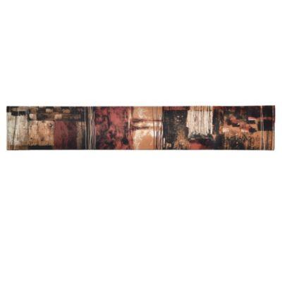 Listel munch roja 10 x 60 cm