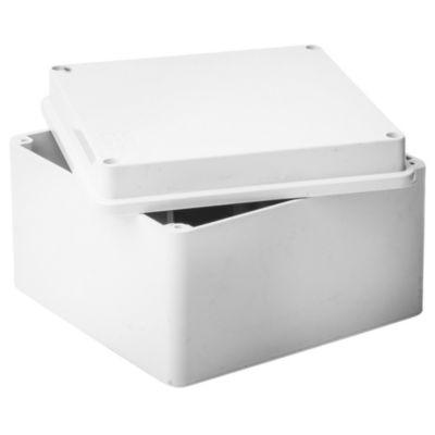 Caja de paso y derivación 150 x 150 x 100 mm