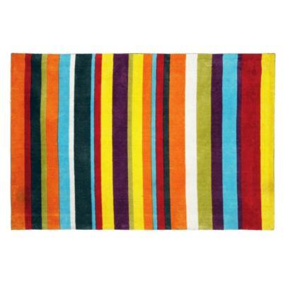 Alfombra multicolor 160 x 230 cm