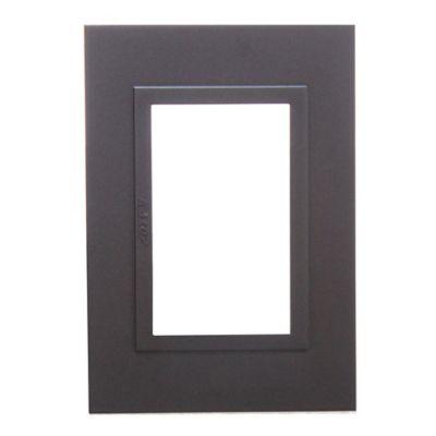 Tapa hierro zen metal