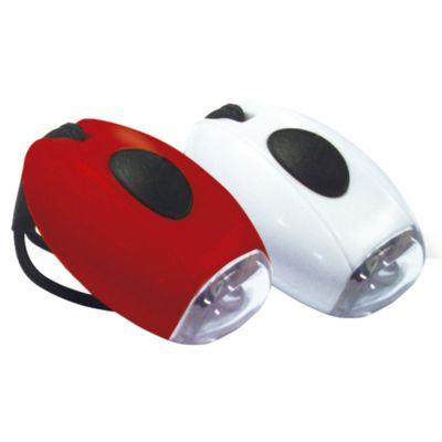 Kit luz para bicicleta 1 LED