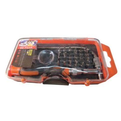 Set de precision destornillador y bits 33 piezas