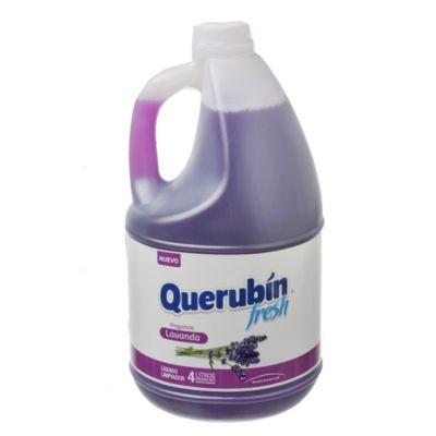 Limpiador líquido lavanda 4 l