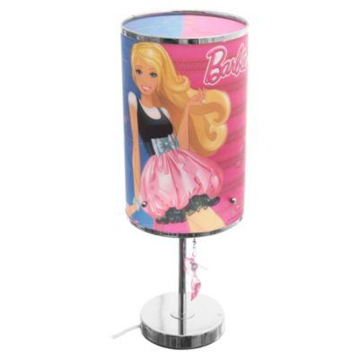 Velador Cilíndrico 3D Barbie