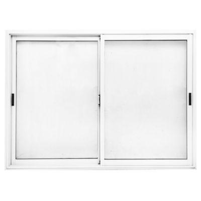 Ventana Aluminio Blanca 150 x 110 x 8 cm