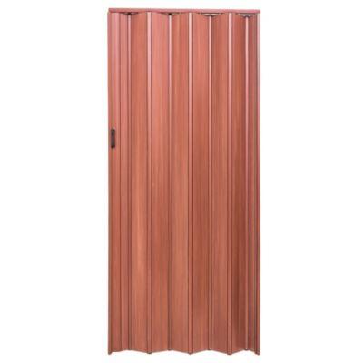 Puerta plegable cedro 85 x 200 cm derecha-izqui...