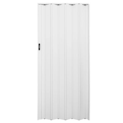 Puerta plegable blanco 75 x 200 cm derecha-izqu...