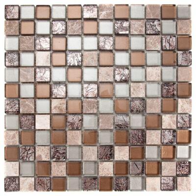 Malla mosaico 30 x 30 cm annecy 2